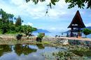 Lake Toba, Samosir Island, Sumatra
