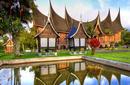 Traditional Housing, Sumatra
