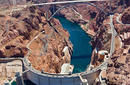 Hoover Dam, a day trip from Las Vegas