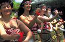 Maori Poi Dancers