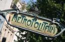 Paris Métro Sign | by Flight Centre's Anna Shannon