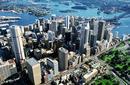 The Sydney CBD