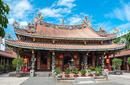 Buddhist Temple, Taipei