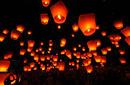 Sky Lanterns, Lantern Festival, Pingxi