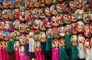 Masks for Sale, Hanoi | by Flight Centre's Olivia Mair