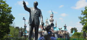 Disneyland California - Walt Disney