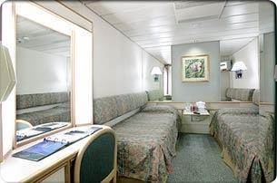 Interior Stateroom (M)
