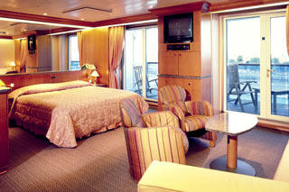 Grand Suite Balcony (GS)
