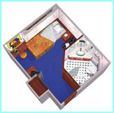 Inside Cabin (Clipper Deck) (6)