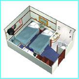 Outside cabin (Clipper & Commodore Deck) (3)