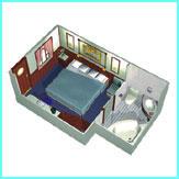 Deluxe Deck Cabin (Main deck & Sun Deck) (1)