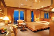 Grand Suite with Balcony (GS)
