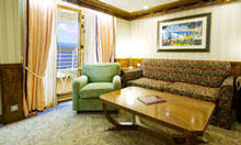 Concierge 2 Bedroom Suite with Verandah (S)