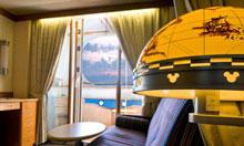 Deluxe Oceanview Stateroom With Navigator's Verandah (7A)
