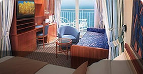 Mini-Suite with Balcony (MB)