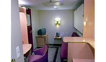 Inside Cabin (I)