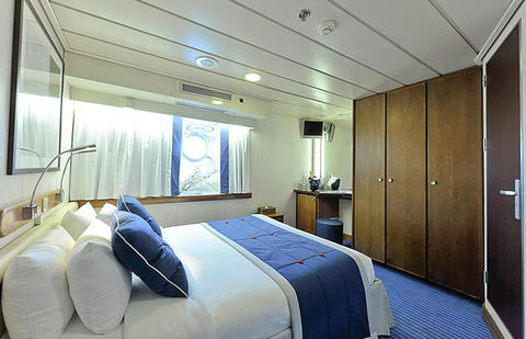 Double Bed Cabin - Antigua Deck (B)