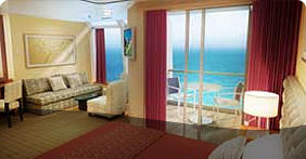 Penthouse Suite with Balcony (SG)