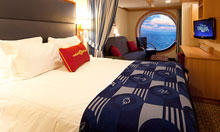 Deluxe Family Oceanview Stateroom (8A)