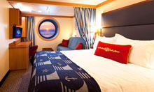 Deluxe Oceanview Stateroom (9A)