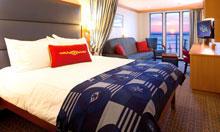 Deluxe Family Oceanview Stateroom with Verandah (4E)