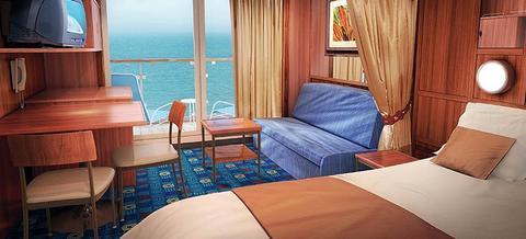 Mini-Suite with Balcony (MX)