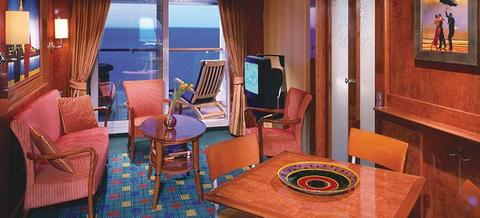 2-Bedroom Family Suite with Balcony (SC)