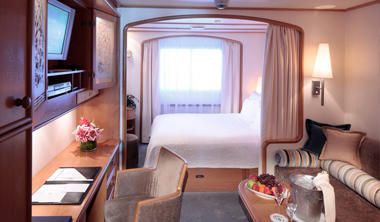Yacht Club Staterooms (S4)