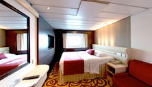 Deluxe Oceanview Stateroom with Window (CS)