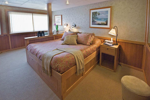 Admiral Stateroom (B1)