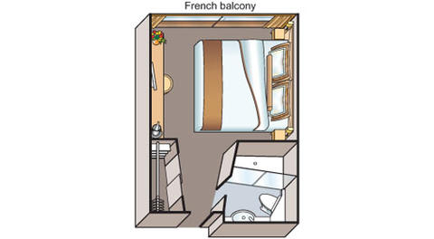French Balcony (C)