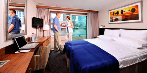 Deluxe Stateroom (Cat A)