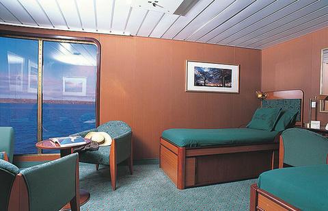 Junior Suite - Boat Deck (E)
