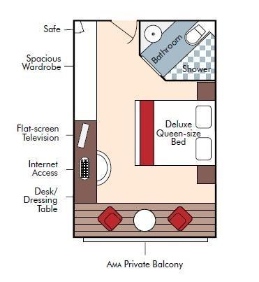 Private Balcony Suite (S)