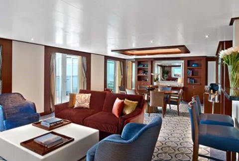 Grand Wintergarden Suite