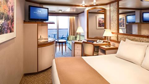 Mini Suite with Balcony
