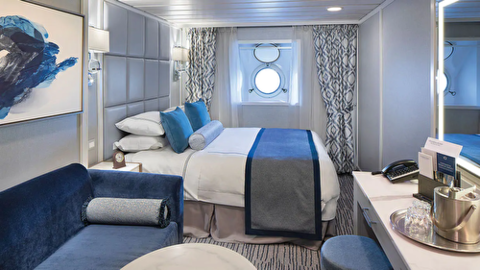 Oceanview Stateroom (Obstructed Views)