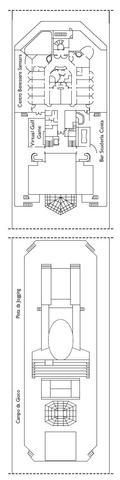 El Prado Deck