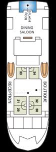 Hibiscus Deck
