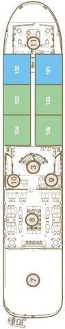Jewel Deck