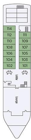 Dendera Deck