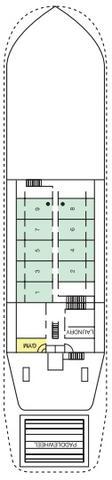 Chaffey Deck
