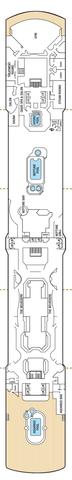 Deck 9 - Lido Deck