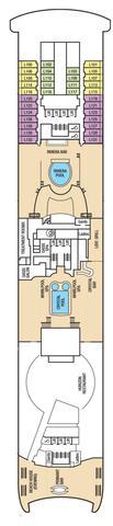 Deck 12- Lido Deck