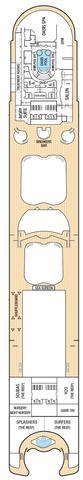Deck 16 - Aqua Deck
