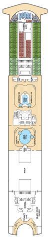 Deck 15 - Lido Deck