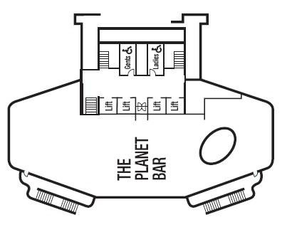 Deck 18 - Ocean Deck
