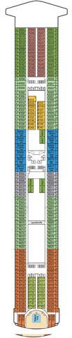 Deck 14 - Riviera Deck