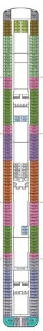 Deck 9 - F Deck