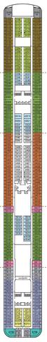 Deck 11 - D Deck